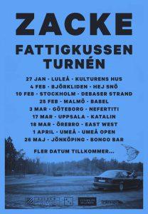 Zacke tour